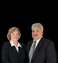 Erich Riske and Barbara Briggs